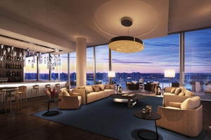 Turnberry Ocean Club-Triplex PentHouse