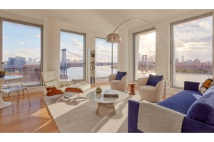 Stunning 2Bed/2Bath with Unobstructed Waterfront Views of the Manhattan Skyline! No Fee!